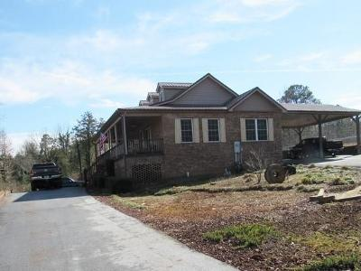 Lavonia, Martin, Toccoa, Fair Play, Westminster Single Family Home For Sale: 1720 Highway 59