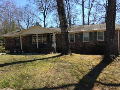 Pickens County Single Family Home For Sale: 301 Oaklane Drive