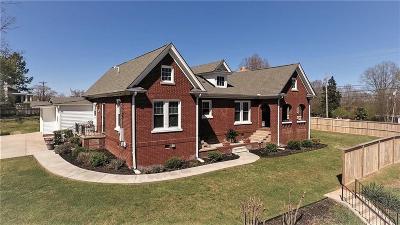 Easley Single Family Home Contract-Take Back-Ups: 601 W Main Street