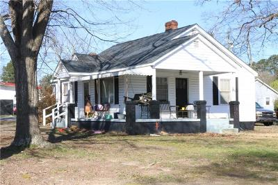 Single Family Home For Sale: 1110 Anderson Drive