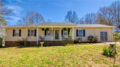 Pelzer Single Family Home For Sale: 120 Robinwood Lane