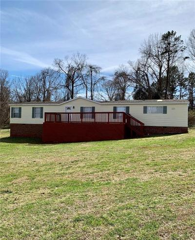 Mobile Home For Sale: 128 Freedom Forest Drive