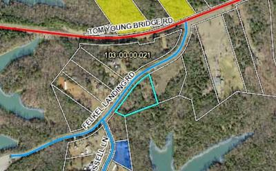 Residential Lots & Land For Sale: Felkel Landing Road