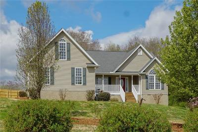 Westminster Single Family Home Contract-Take Back-Ups: 208 Miller Farm Road