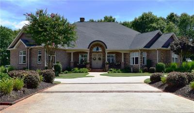Anderson Single Family Home For Sale: 114 Rivendell Drive