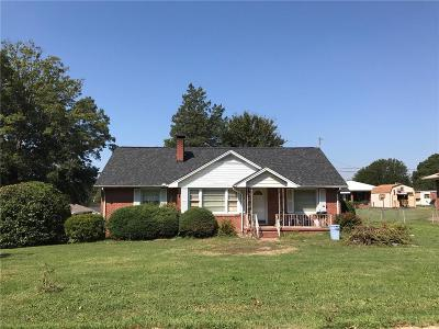 Anderson Single Family Home For Sale: 3212 Howland Drive