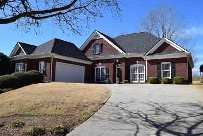 Brookstone Meadows Single Family Home Contract-Take Back-Ups: 114 Grove Park Drive