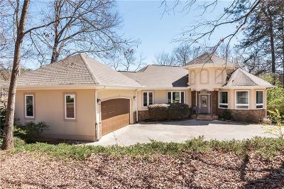 Seneca, Seneca/west Union Single Family Home For Sale: 1027 Cross Creek Drive