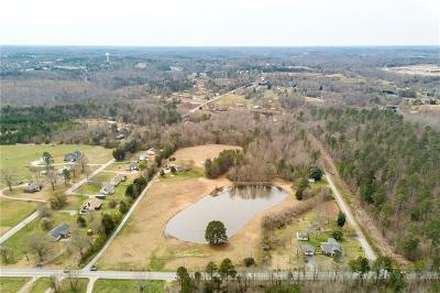 Easley Residential Lots & Land For Sale: 1550 Brushy Creek Road