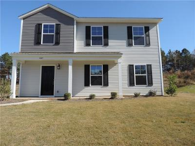 Clemson, Seneca Single Family Home For Sale: 887 Louie Lane