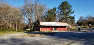 Pickens Commercial For Sale: 555 Pumpkintown Highway