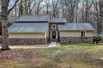 Clarendon Subd Single Family Home For Sale: 200 Fox Creek Road