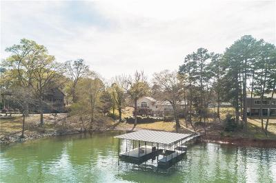 Townville Single Family Home For Sale: 505 Broyles Point Road