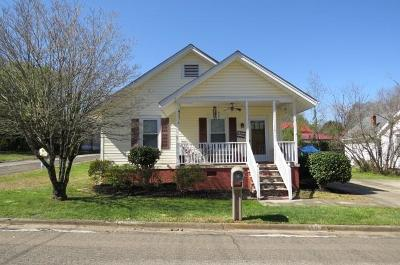 Easley Single Family Home For Sale: 110 S 4th Street
