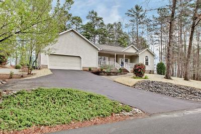 Keowee Key Single Family Home For Sale: 2 Rip Tide Court