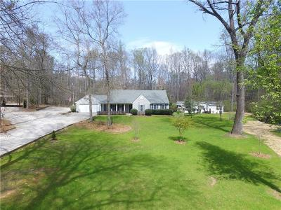 Clemson, Seneca Single Family Home For Sale: 236 Krabbe Lane