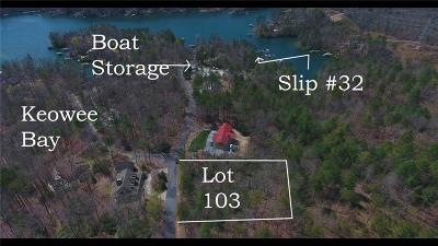 Residential Lots & Land For Sale: Lot 103 Keowee Bay