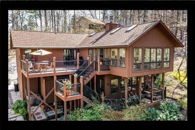 Keowee Key Single Family Home For Sale: 33 Channel Lane