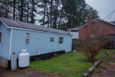 Anderson Mobile Home For Sale: 410 Scott Drive