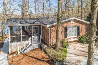 Townville Single Family Home For Sale: 1012 Pine Lake Drive