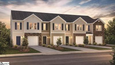 Easley Townhouse For Sale: 115 Northridge Court