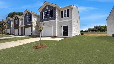 Easley Townhouse For Sale: 109 Northridge Court