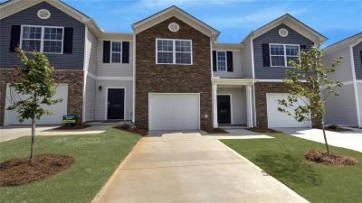 Easley Townhouse For Sale: 105 Northridge Court