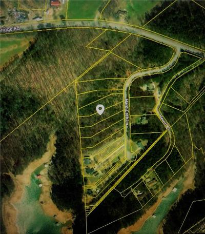 Residential Lots & Land For Sale: 110 Hard Cash Lane