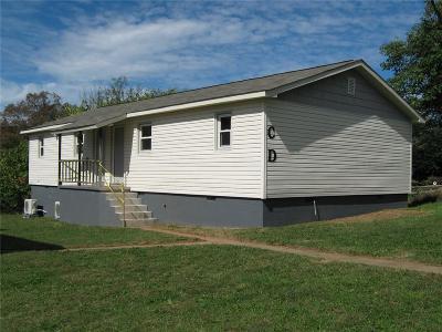 Oconee County Rental For Rent: 104 S Ann Street
