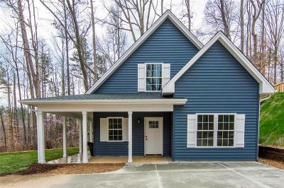 Clemson, Seneca Single Family Home For Sale: 14024 E Camelia Lane