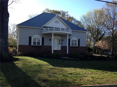 Easley Single Family Home For Sale: 402 E 2nd Avenue