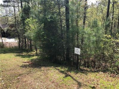 Cliffs At Keowee Falls North, Cliffs At Keowee Falls South Residential Lots & Land For Sale: 240 Buckthorn Trail