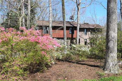Anderson Single Family Home For Sale: 3009 Barefoot Trail