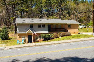 Clemson Multi Family Home For Sale: 407 Old Central Road