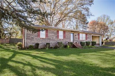 Easley Single Family Home For Sale: 111 Ballentine Street