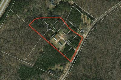 Oconee County, Pickens County Residential Lots & Land For Sale: 00 Kevin Court