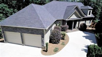 Seneca SC Single Family Home For Sale: $810,000