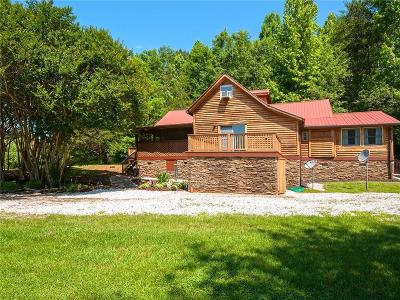 Walhalla Single Family Home For Sale: 785 Rock Crusher Road