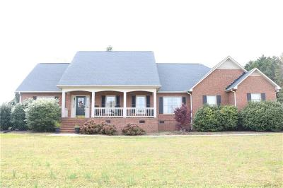 Ashley Downs Single Family Home For Sale: 304 Ashley Downs
