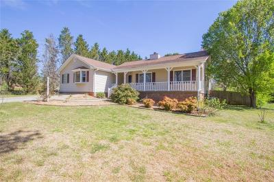 Central Single Family Home For Sale: 101 Stone Terrace