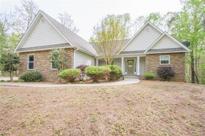 Fair Play SC Single Family Home For Sale: $360,000