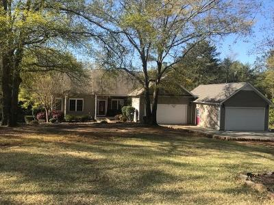 Anderson Single Family Home For Sale: 133 Deer Run Road