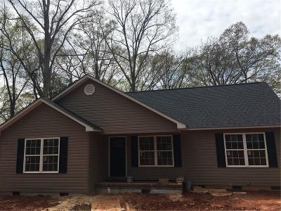 Anderson Single Family Home Contract-Take Back-Ups: 125 Midway Drive