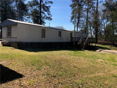 Mobile Home For Sale: 740 Sharon Church Road
