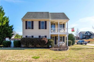 Clemson, Seneca Single Family Home For Sale: 113 Stonegate Drive