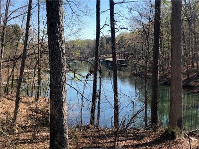 Anderson County, Oconee County, Pickens County Residential Lots & Land For Sale: Whitfield Point