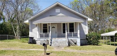 Abbeville County Single Family Home For Sale: 710 Brooks Street