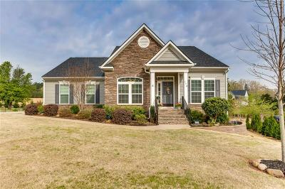 Easley Single Family Home For Sale: 110 Wilshire Drive