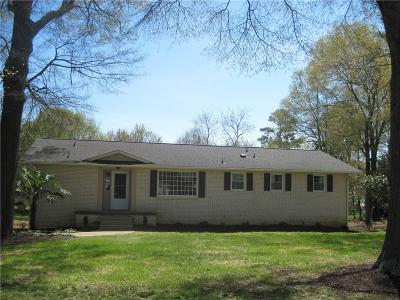 Belton Single Family Home For Sale: 204 Park Road