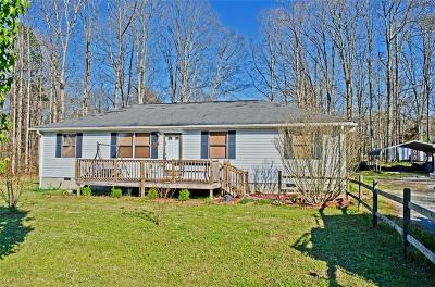 Simpsonville Single Family Home For Sale: 616 Highway 14 Highway